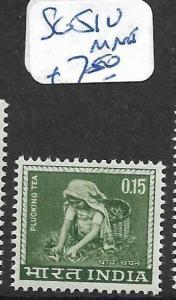 INDIA  (PP1805B)  SG 510   MNH