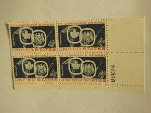 U. S. #1131  Mint Plate Block  OG  NH