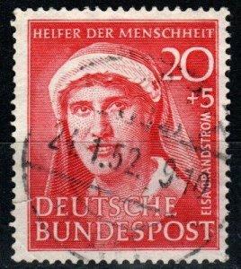 Germany #B322  F-VF Used  CV $6.00 (X9473)