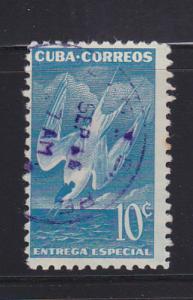 Cuba E18 Set U Bird, Roseate Tern