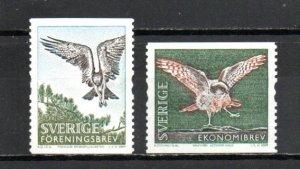 Sweden 2609-2610 MNH