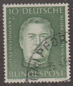 Germany Scott #B339 Stamp - Used Single