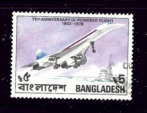 Bangladesh 152 Used 1978 75th Anniv of Powered Flight          (P91)