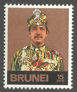 BRUNEI SCOTT 198