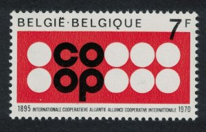 Belgium 75th Anniversary of International Co-operative Alliance SG#2158