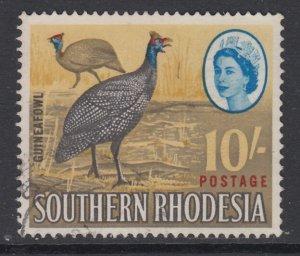 Southern Rhodesia, Scott 107 (SG 104), used