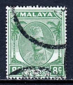 Malaya (Kelantan) - Scott #66 - Used - SCV $2.25