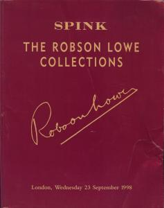 Spink: Sale # 1197  -  The Robson Lowe Collections, Spink...