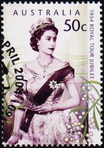 Australia. 2004 50c S.G.2376 Fine Used