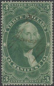 U.S. R86c Used F (93020)
