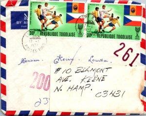 Togo, Sports