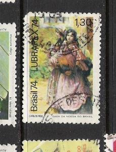 BRAZIL 1372 VFU X58D