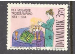 Denmark Sc # 766 used (DT)