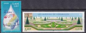 France #2817-8  MNH CV $3.40 (Z7901)