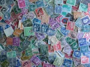 FRANCE gambler mixture (duplicates,mixed cond) of 1000 watch the old stuff!