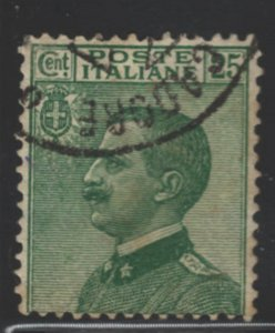 COLLECTION LOT # 5391 ITALY #101 1927 CV+$18