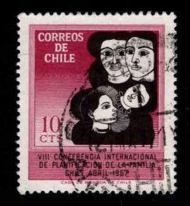 Chile Scott 362 Used stamp