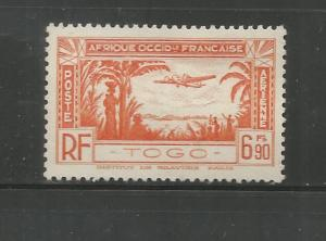 FRENCH COLONIES, C5, NG, TOGO