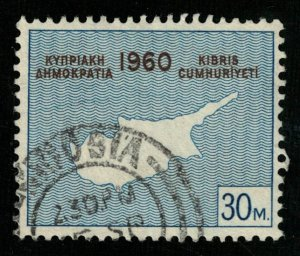 Cyprus, 1960, Declaration of Independence, 30 M (T-7343)