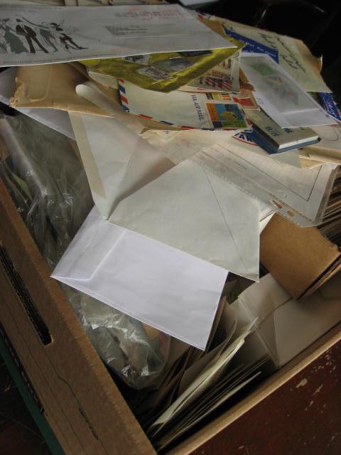 Trash to treasure stockish WW boxlot,searching fun!Read Desc