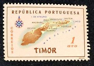 Timor #280 MNH XF