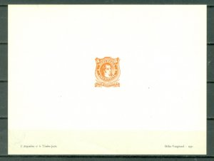 ARGENTINA HELIO-VAUGIRARD PROOF of  #60....MNH