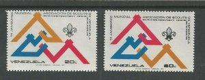 1975 Venezuela Boy Scout World Jamboree