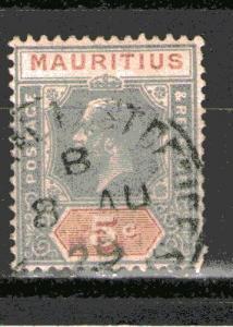 Mauritius 152 used