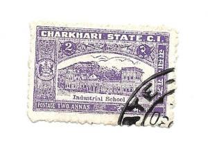 India Charkhari State 1931 - Scott #30