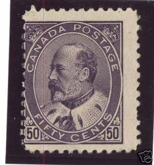 Canada #95 NH Mint