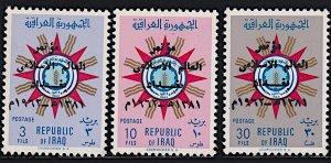 IRAQ 293-295 MNH