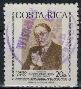 Costa Rica - Scott C598