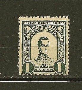 Antioquia 126 Cordoba Mint No Gum