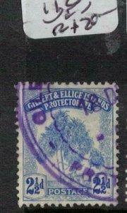 Gilbert & Ellice Purple Cancel SG 11 VFU (3ect)