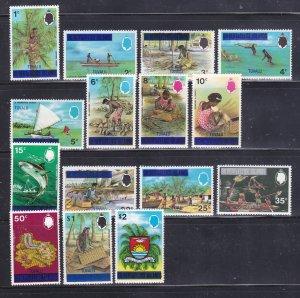 Tuvalu 1-15 Set MNH Various (B)