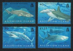 Ascension Sharks 4v SG#999-1002