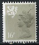 Great Britain, Regional, Scotland; 1984: Sc. # SMH29: O/Used Single Stamp