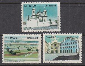 Brazil 2135-2137 MNH VF
