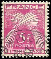 France - J88 - Used - SCV-0.25