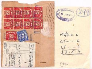 AU81 1964 GB Postage Due *KENT* {samwells-covers}PTS