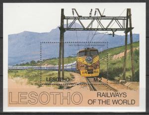 Lesotho #458 MNH F-VF (S71L)