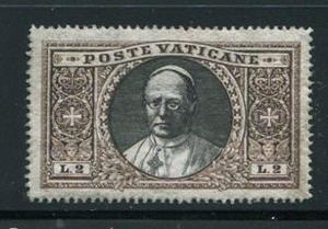 Vatican City #30 Mint