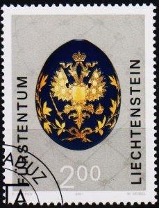 Liechtenstein. 2001 2f S.G.1245 Fine Used