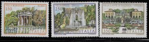 ITALY  1528-1530  MNH  VILLA TYPE OF 1980