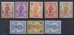 MALTA 1922 FIGURE RANGE TO 3D