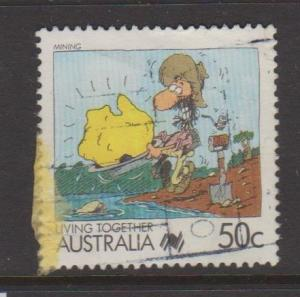 Australia Sc#1066 Used