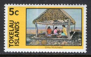 Tokelau 52 MNH VF