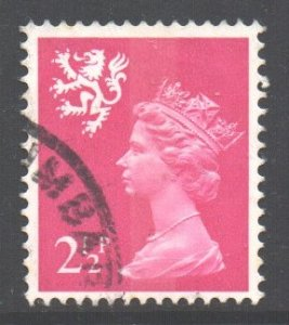 GB Regional Scotland Scott 14 - SG S14, 1971 Machin 2.1/2p used