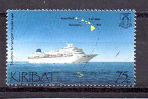 Kiribati 786 used