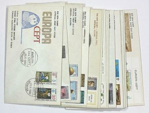 Turkish Cypriot Posts (North Cyprus) Covers, First Day Covers